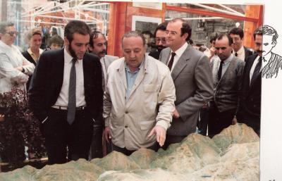 A sotavento: Esteban Carreño, Oviedo, el agua
