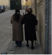 Al socaire: Nuevas parejas de hecho en el paisaje urbano