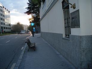 Al socaire: Madrileños castigados contra la pared